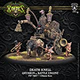 #8: Privateer Press Grymkin: Death Knell Battle Engine Miniature Game Model