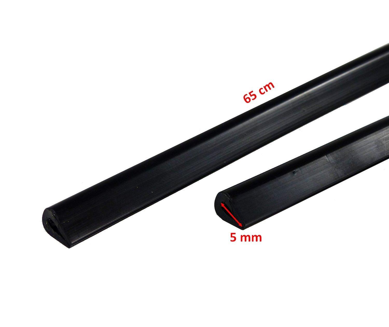 LAV RENOVAUTO BUTOIRS DE PORTI/ÈRES Noir 65 cm