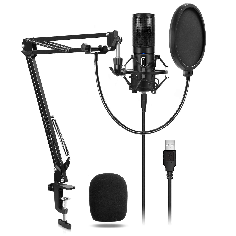 best rated in computer microphones helpful customer reviews. Black Bedroom Furniture Sets. Home Design Ideas