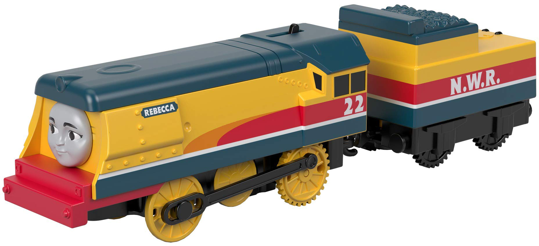 Fisher-Price Thomas & Friends Trackmaster, Rebecca by Fisher-Price