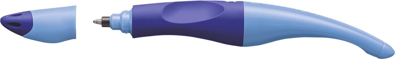 medium Schreibfarbe blau /& Ergonomischer Tintenroller f/ür Rechtsh/änder Schreibfarbe blau 20er Pack STABILO EASYoriginal Refill Patronen zum Nachf/üllen inklusive Patrone