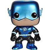 Funko Pop! WonderCon Exclusive Blue Lantern: The Flash #47 Metallic Variant