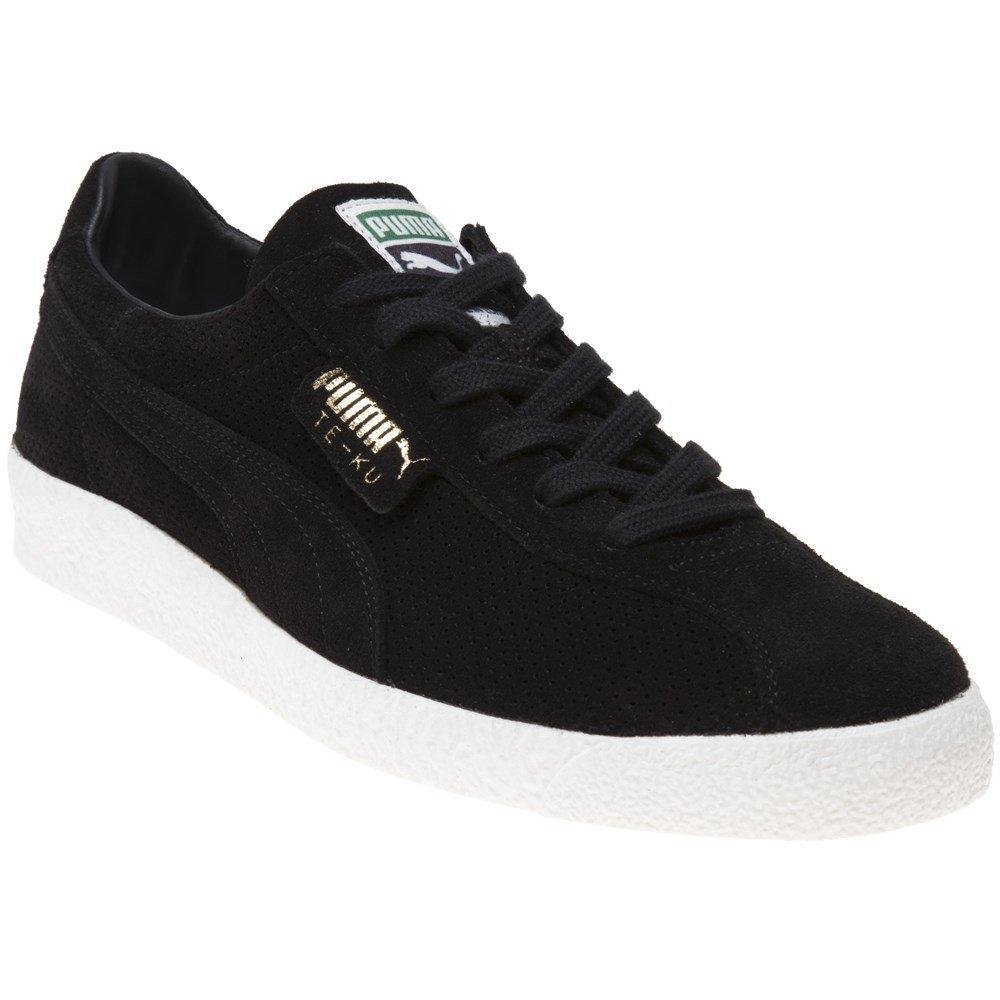 Puma 4270, Herren Sneaker  42 EU|Schwarz