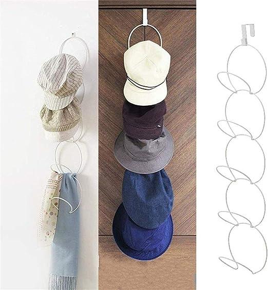 Xemz - Soporte Organizador para Colgar Sombreros y Sombreros, para ...