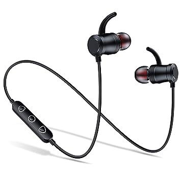 Bluetooth イヤホン ワイヤレス イヤホン ブルートゥース イヤホン iphone イヤホン bluetooth 4.1 高音質 低音重視  ハンズフリー