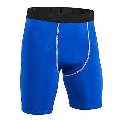 31963c5adfa6 Exing Hombres Cargo Shorts Pantalones Cortos Hombre Gym compresión Wear  Shorts – Pantalones Chinos – Mallas de Deporte