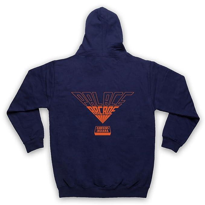Stranger Logo Orange Arcade Palace Inspirado Things No Por SMpqGLzUV