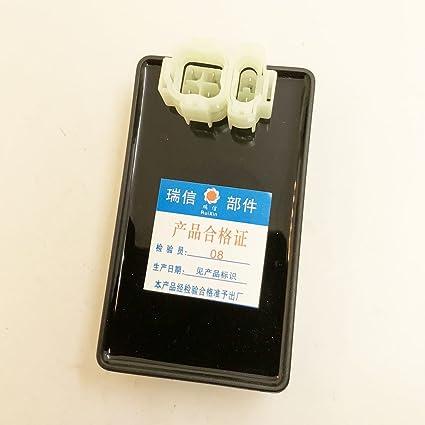 amazon com ignition cdi box for honda foreman 400 450 trx400 450 Honda Rancher 400 Wiring