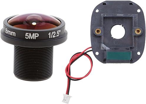 IR Cut M12 Kamera Umschalter für 1.8mm 5mp Kamera Mini Fisheye Objektiv