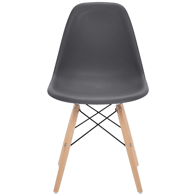 Phoenix Home AVH072003 Dining Chair, Single, Gray