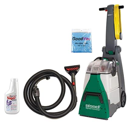 Big Green Machine >> Amazon Com Bissell Bg10 Big Green Deep Cleaning Machine Bundle Kit