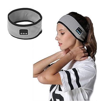 Diadema Deportiva Bluetooth Auriculares de Dormir Bluetooth ...