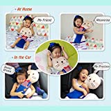 Car Seat Strap Shoulder Pads Covers for Kids Child