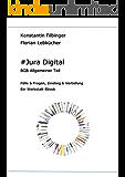 #Jura Digital: BGB Allgemeiner Teil: Fälle & Fragen, Einstieg & Vertiefung (Werkstattbücher Jura Digital 2)