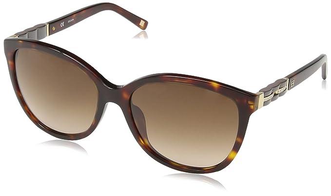 f91cc6cf521 Escada Women s SES343T Cateye Sunglasses  Amazon.co.uk  Clothing