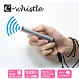 e-whistle Electronic Whistle | for Hiking, Camping, Self Defence, Sports Activity | Super Loud Up to 120dB