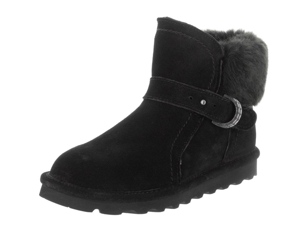 BEARPAW Women's Koko Short Boot B06XYJLR96 8 B(M) US|Black Ii