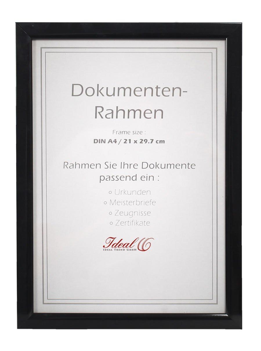 Amazon.de: Ideal Shades Bilderrahmen in 10x15 bis 30x40 Schwarz ...