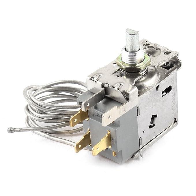 Sourcingmap - Wdf-18 3 pasador de control de temperatura de ...