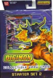Digimon Digital Monsters Collectible Card Game - Starter Set 2