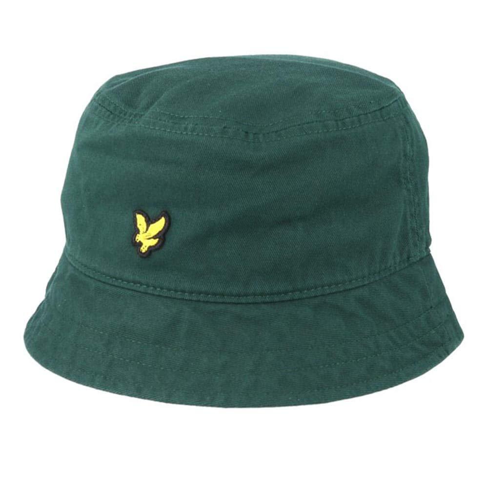 LYLE SCOTT LYLESCOTT Bucket Hat Z597 Jade Green