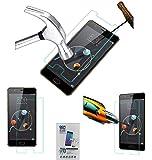 Acm Tempered Glass Screenguard for Nubia M2 Lite Screen Guard Scratch Protector
