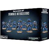 "Games Workshop 99120101190"" Space Marines Primaris Intercessors Plastic Kit"