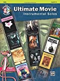 Ultimate Movie Instrumental Solos for Strings: Cello (Book & CD) (Pop Instrumental Solo)