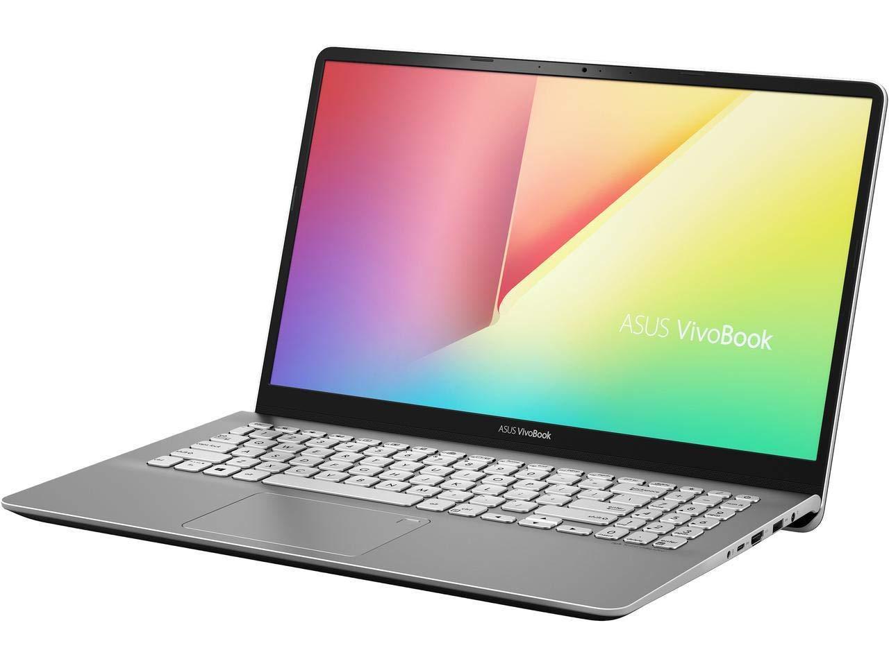 ASUS S530FN 15.6 Inch FHD Thin and Portable Laptop, Intel Core i7-8565U, NVIDIA GeForce MX150, 8GB DDR4 RAM, 256GB SSD 1TB HDD Hybrid, Backlit Keyboard, Narrow Bezel Design, Win 10