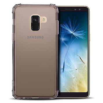 Anfire Carcasa para Samsung Galaxy A8 2018, Funda de ...