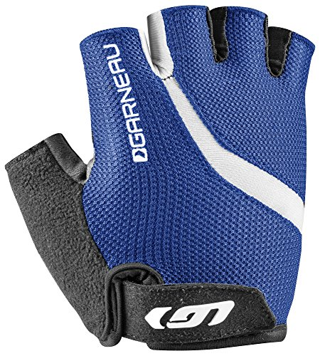 Louis Garneau - Women's Biogel RX-V Bike Gloves, Dazzling Blue, (Garneau Womens Glove)
