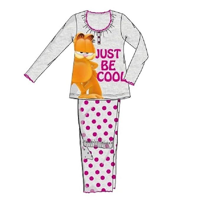Garfield Pijama Largo XXS