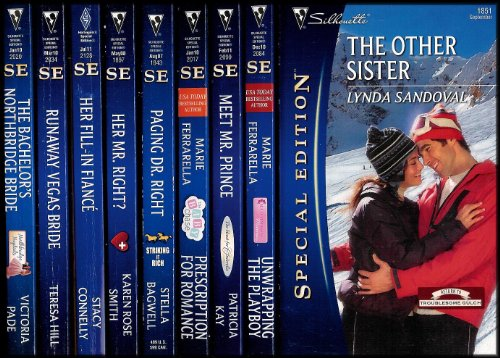 Silhouette's Special Edition Life, Love and Family Series 16 Book Collection [16 Paperbacks]