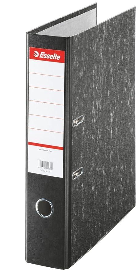 Amazon.com: Esselte Group – Archivador tamaño folio 75 mm ...