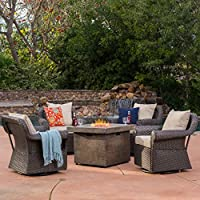 Augusta Patio Furniture ~ 5 Piece Outdoo...