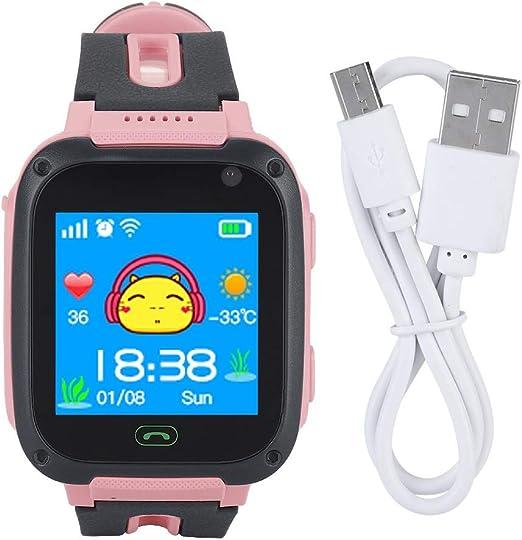 Teléfono Smart Watch para niños: Smartwatch rastreador de GPS ...