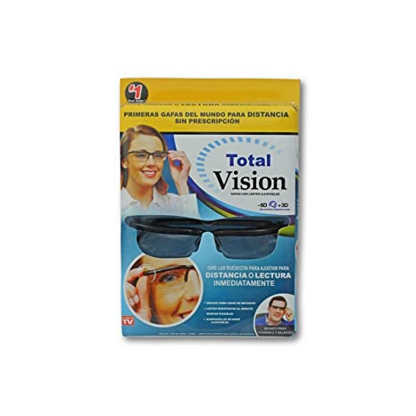 432510561c Gafas Ajustables Total Vision Graduables para Ver Cerca y Lejos ...
