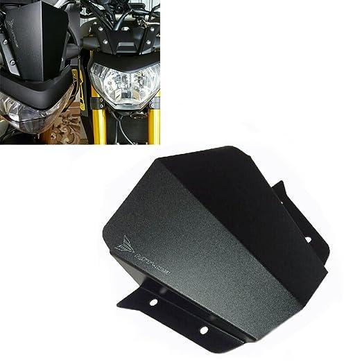 9 opinioni per MT09 Parabrezza Cupolino per Yamaha MT-09 MT09 2014 2015 2016 Alluminio