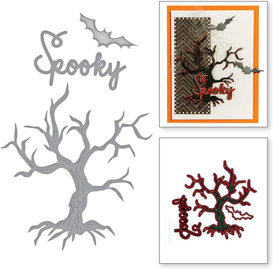 Spooky Tree Cutting Dies