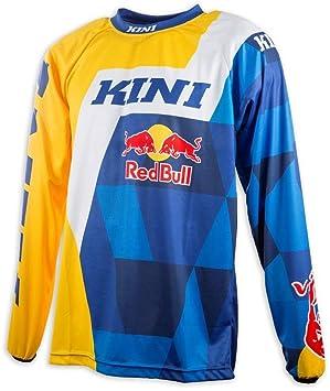 KINI 3L4017233 Equipamiento Piloto con Casco, Pantalon, Camiseta y Guantes, Talla M,