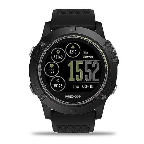 Amazon.com: Pomya Smart Sports Watch, HR Smart Bracelet ...