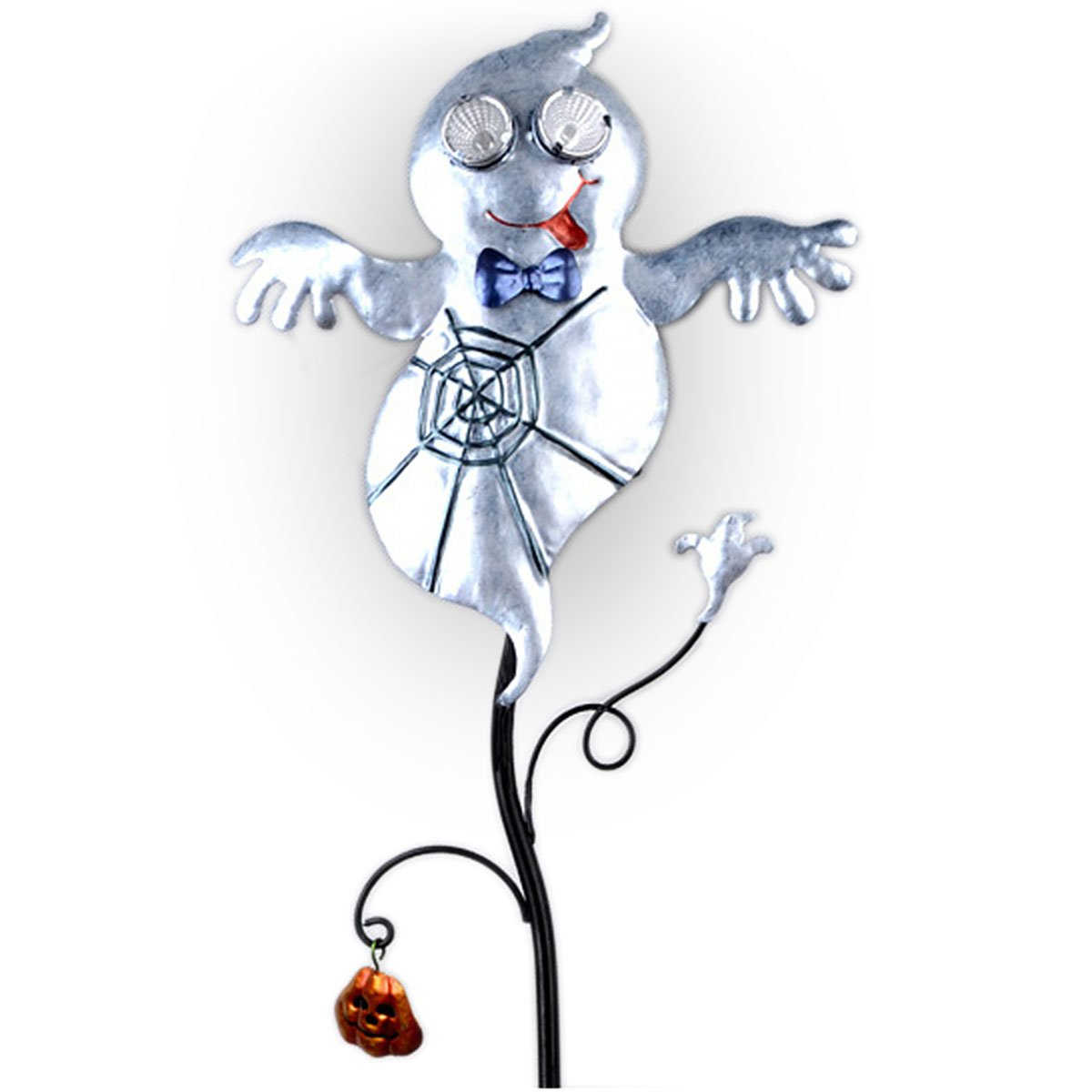 Goblin Guiders - Solar Powered Halloween Decorative Lights - Friendly Ghost