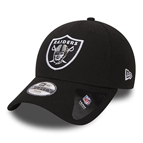 competitive price ba437 eff7b ... white team bucket hat a6e42 4dfdb  wholesale oakland raiders new era  youth nfl 9forty quotthe leaguequot adjustable hat b19c8 f1cd6