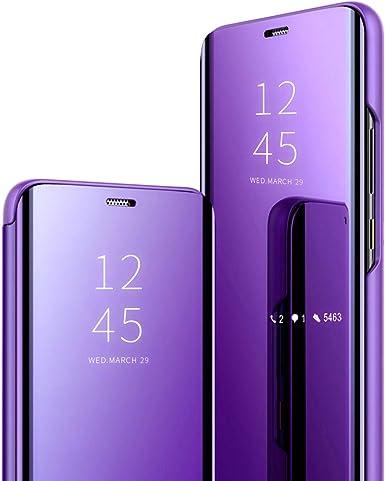 Samsung Galaxy A70 funda Clear View Standing Cover para el Galaxy ...