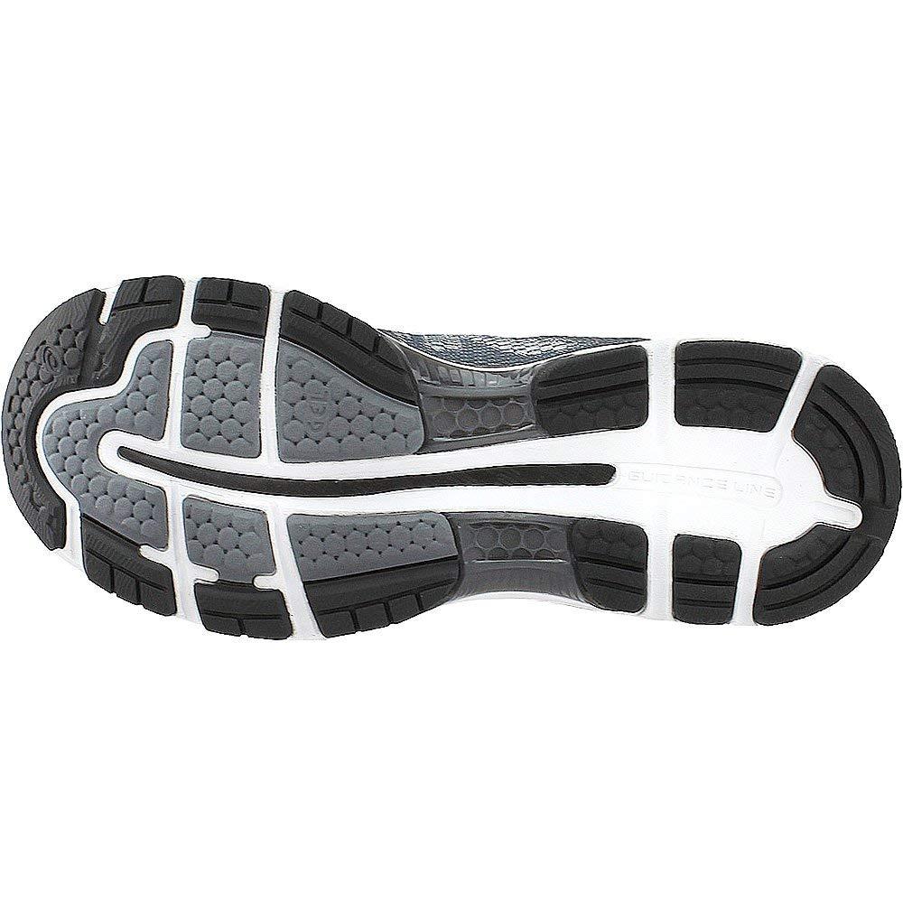 ASICS Men's Gel-Nimbus 20 Running Shoe, Carbon/Black/Silver, 6.5 Medium US by ASICS (Image #7)
