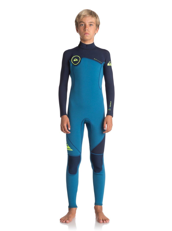 Quiksilver 3/2mm Syncro Series Traje de Surf, Niños: Quiksilver: Amazon.es: Ropa y accesorios
