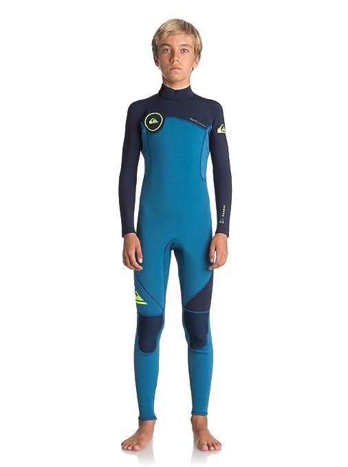 Quiksilver - Traje de Surf con Cremallera en la Espalda - Niños 8-16
