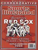 Sports Illustrated Presents Boston Red Sox (November 10, 2004 - World Series Commemorative)