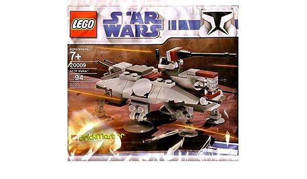 LEGO 20009 Star Wars - Vehículo AT-TE (exclusivo): Amazon.es: Juguetes y juegos