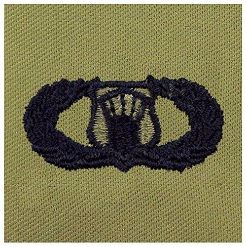 Vanguard AIR Force Embroidered Badge: AIR Traffic Controller - ABU